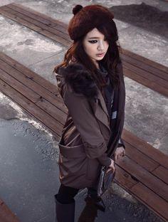 Yoon Eun Hye for Joinus Fall/Winter 2010 Catalogue