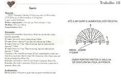 tapete - melancia | Receitas do Croche Croche!