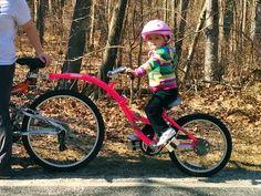 Amazon.com : WeeRide Co-Pilot Bike Trailer, Green : Sports & Outdoors