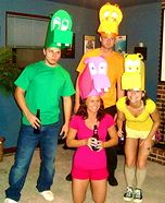 Hungry Hungry Hippos Group Costume for Halloween Creative Costumes, Cute Costumes, Group Costumes, Costume Ideas, Awesome Costumes, Adult Costumes, Halloween Costume Contest, Halloween Kostüm, Holidays Halloween