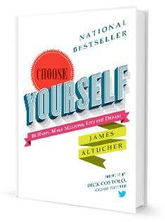 Divesh's Web Whiteboard: Book review: Choose Yourself by James Altucher
