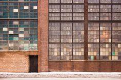 Factory windows / colours