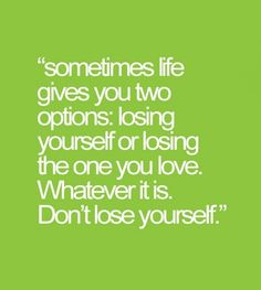 Two options that life gives you   #Quotes About Life