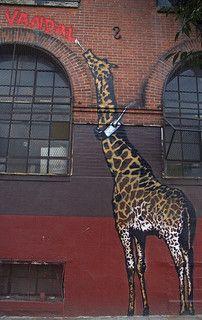 Street Art Tall Vandal | Flickr - Photo Sharing!