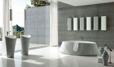 Contemporary Bathtubs Without Tiling Home Decor Interior Inspirations - pictures, photos, images