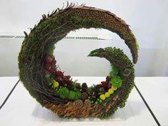 Bildergebnis für florale arrangements advent