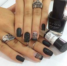60 Stylish Nail Designs For Short Nails 3