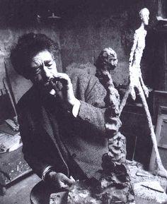 alberto giacometti | Alberto Giacometti ©