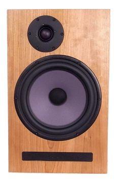 Seas Kit Pair (based on the classic Diy Bluetooth Speaker, Speaker Kits, Monitor Speakers, Home Speakers, Audiophile Speakers, Stereo Speakers, Diy Electronics, Electronics Projects, Loudspeaker Enclosure
