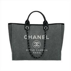 31 Rue Cambon Chanel Canvas Bag Love This