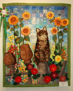Love these art quilts.    Via http://quilters.ru/events/events_detail.php?ID=4838.                            Ассоциация мастеров лоскутного шитья России — Ассоциация мастеров лоскутного шитья России