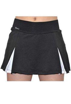 Short saia Feminino Esportivo Com estampa lateral Marca  Get Over ... 5517aa9336a78