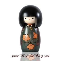 Kokeshi Kujizu | Available on www.kokeshishop.com