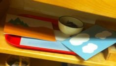 Cards for Air-Land-Water sorting (SAS Montessori)