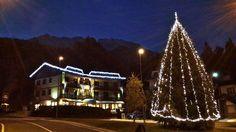 Il Linda Hotel in versione natalizia
