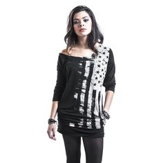 "Rock Rebel by EMP ""Jersey Dress"""