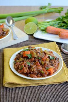 Vegetarian Quinoa Chili 6