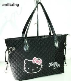 bd3dbfa1c825   Big Sale   New Hello Kitty Hand Bag Shoulder Bag Purse YE-16WB