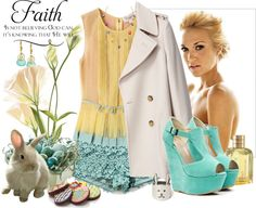 """""""Have faith..."""" by nn10 ❤ liked on Polyvore"""