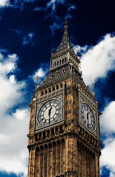 Twelve Thirty , Big Ben, London