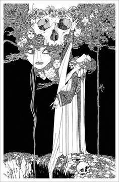 john austen illustrator | John Austen - Hamlet
