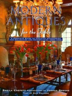 Modern Antiques for the Table: A Guide to Tabletop Accessories of 1890-1940 by Sheila Chefetz,http://www.amazon.com/dp/0670875155/ref=cm_sw_r_pi_dp_7KGktb0Y333WTFW9