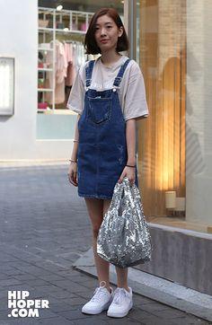 Rachael > Street Fashion | 힙합퍼