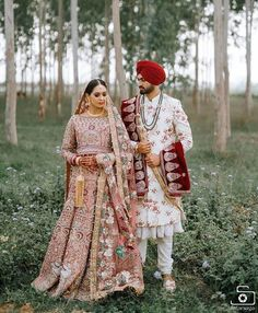 Best Of Punjabi Groom Outfits That You Must Bookmark For Your Wedding Indian Wedding Couple, Sikh Wedding, Wedding Film, Wedding Looks, Wedding Shoot, Wedding Attire, Wedding Ideas, Wedding Dresses, Groom Wear