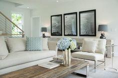 The Circle East Hampton - contemporary - living room - new york