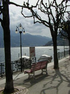 Lugano, the Italian speaking region of Switzerland