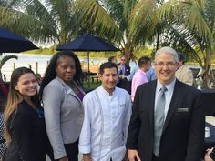 Our Chamber members at the Business After Hours event at Hilton Palm Beach Airport!