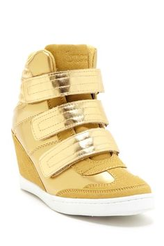 Bucco Koli Sneaker Wedge by Shoe Mania on @HauteLook  $25.00!