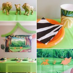 Jungle Party Box - The Party Box Company