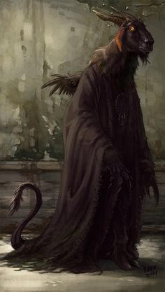 Ye Olde Devil by Kaek.deviantart.com on @deviantART