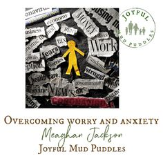 Joyful Mud Puddles: Overcoming worry Psalm 56, Isaiah 41 10, Be Strong And Courageous, You Are Strong, Worry Bible Verses, Whatever Is True, Peace Of God, My Salvation, Peaceful Parenting