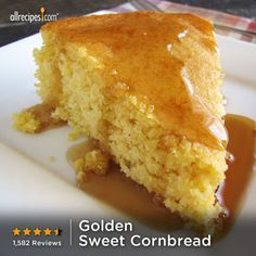"""""""If you like sweet cornbread, this is the recipe for you!"""" —bluegirl 