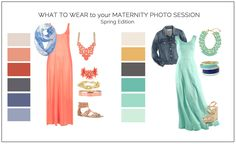What to Wear: Maternity Photo Session: 10 tips to get the beautiful maternity photos you want