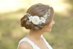 New collection Romance with nature next week on www.leflowersbridal.com #rustic #natural #weddings #accessories