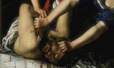 More savage than Caravaggio: the woman who took revenge in oil Artemisia Gentileschi turned the horrors of her own life – repression, injustice, rape – into brutal biblical paintings that were also a war cry for oppressed women. Why has her extraordinary genius been overlooked?