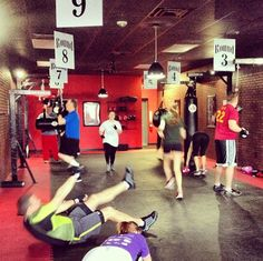 Did you get your 9Round workout in yet today???  If not, no worries! You can stop by on your way home from work!  9Round in Northville, MI is a 30 minute full body workout with no class times and a trainer with you every step of the way! Visit www.9round.com/fitness/Northville-Michigan or call (734) 420-4909 if you want to learn more!