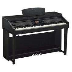 Yamaha CVP-701B  — 199900 руб. —  Отдельно стоящее цифровое фортепиано серии Clavinova. 88 градуированных клавиш с чувствительностью к касанию, молоточковая механика GH3X, три программируемые педали. 777 тембров, 29 наборов ударных/спецэффектов (SFX) + 480 тембров XG, 310 стилей автоаккомпанемента, 65 предустановленных композиций, возможность игры с виртуальными музыкантами. Система обучения со световыми подсказками, цветной ЖК-дисплей, интеллектуальные функции, подключение к компьютеру и…