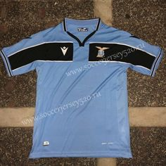 Commemorative Edition 2020 2021 Lazio Blue Thailand Soccer Jersey Aaa 7t In 2020 Soccer Jersey Football Sweater Soccer