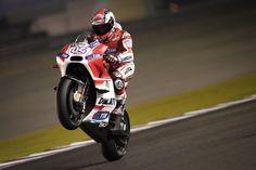 MotoGP: Dovizioso continues Ducati's dominance in Qatar