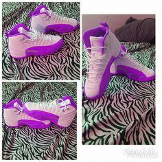 >>>Cheap Sale OFF! >>>Visit>> Customized Jordans retro 12 New Shoes Athletic Shoes Urban Apparel, Jordan Shoes Girls, Girls Shoes, Sneakers Fashion, Shoes Sneakers, Ladies Sneakers, Shoes Jordans, New Flame, Fresh Shoes