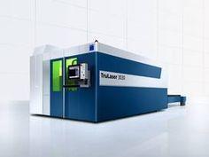 Laser Cutting Machine TruLaser 3030 fiber - TRUMPF North America
