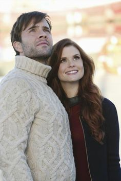 Once Upon a Time: Ariel and Eric. They are just so cute!!