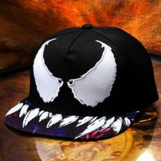 SHARE & Get it FREE | Stylish Devil Horn Embroidery Teeth Pattern Brim Baseball Cap For MenFor Fashion Lovers only:80,000+ Items·FREE SHIPPING Join Dresslily: Get YOUR $50 NOW!