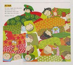 """Linda Bondestam,  Flickr find from """"Biennial of Illustrations Bratislava 2011"""""""