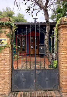 Portón de Asunción-Paraguay