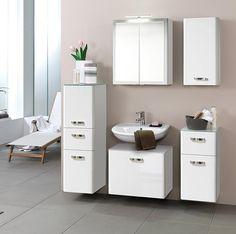Badkamerkast Phoenix online kopen? ✓ Moderne opbergkast uit spaanplaat & MDF…